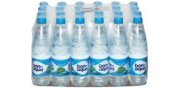 Вода 0.33-0.5 л.