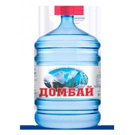 """Вода """"Домбай"""" 19л"""