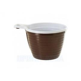 Чашка для кофе/чая термоустойчивая 200 мл, 50шт/упак